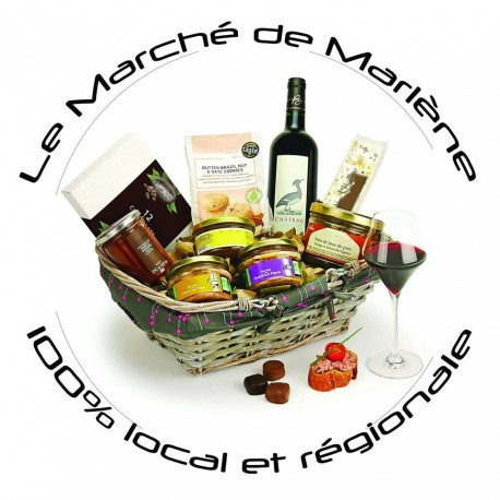 Le marché de Marlène